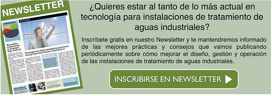 Aguas industriales EDAR la Rioja