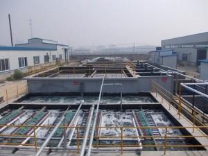 depuración de Aguas residuales industriales