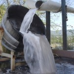 aguas residuales en bodegas