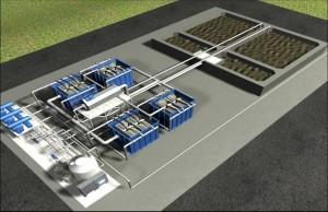 Reutilización de aguas industriales