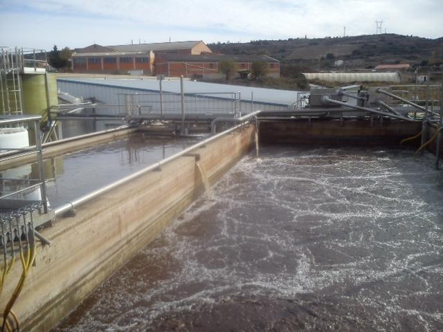 Aguas residuales en el sector de las conservas vegetales