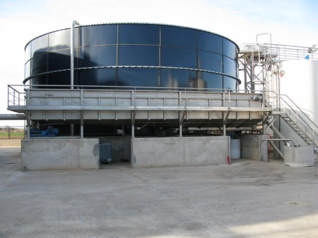 Equipos de flotación por aire disuelto, DAF para depuradoras